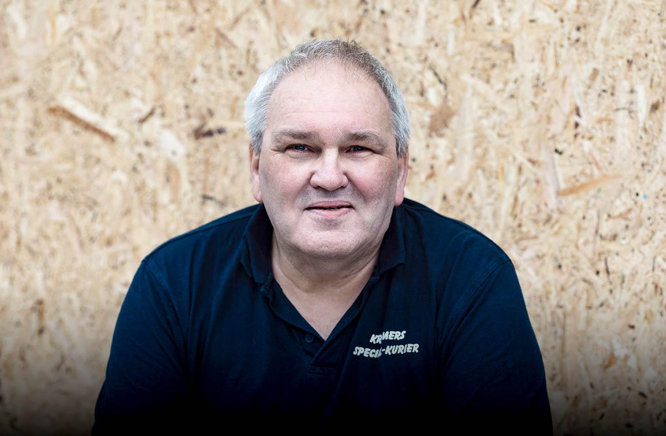 Michael Kremers Kaufmännische Leitung des Unternehmens